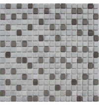 FK Marble Mix Mosaic Eminence Grise 15-4T 30.5x30.5