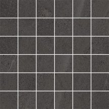 Italon Contempora Carbon Mosaico 30x30