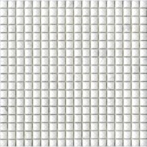 LAntic Colonial Mosaics Essential Diamond Persian White 30.5x30.5