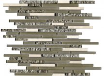 LAntic Colonial Mosaics Eternity Mini Strip Cream 29.8x30.5