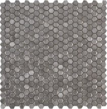 LAntic Colonial Mosaics Gravity Aluminium Hexagon Metal 31x31