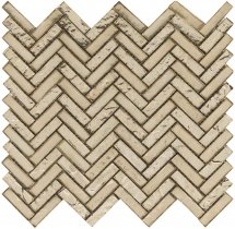 LAntic Colonial Mosaics Harmony Arrow Gold 25.8x28.4