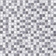 LAntic Colonial Mosaics Imperia Greys 30x30