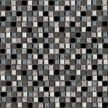 LAntic Colonial Mosaics Imperia Mix Silver Blue Blacks 29.8x29.8
