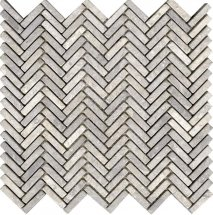 LAntic Colonial Mosaics Paradise Arrow Gris 29.2x27.2