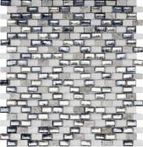 LAntic Colonial Mosaics Treasures Mist Shannan 29.8x30.6