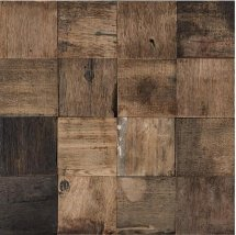 LAntic Colonial Mosaics Wood Square Aged 29.7x29.7