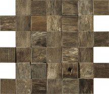 LAntic Colonial Mosaics Wood Square Antique 29.7x29.7