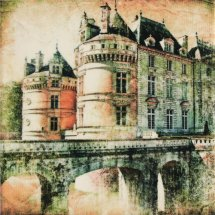 Mainzu Milano Decor Castle 20x20