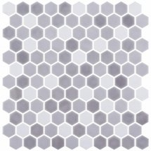 Onix Mosaico Hex Stoneblends Anchor 30.1x29