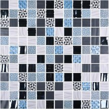 Onix Mosaico Vintage Blends Ethel 31.1x31.1