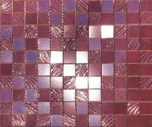 Paul Skyfall Mosaico Wine 2.5х2.5 25x30