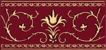 Petracers Grand Elegance Gold Narciso A Su Bordeaux 10x20