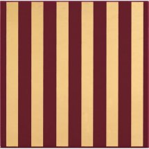 Petracers Grand Elegance Gold Riga Grande Oro Su Bordeaux 20x20