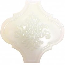 Tonalite Arabesque Satin Decor Seta 14.5x14.5