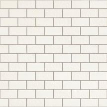 Urbatek Avenue Brick White Mix Nat-Text 30x30