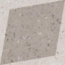 Wow Drops Rhombus Decor Taupe 18.5x18.5