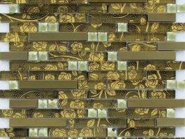 Liya Mosaic Stripes 0