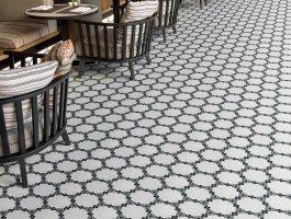 Onix Mosaico Hex Geo Patterns 2