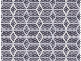 Onix Mosaico Hex Geo Patterns 7