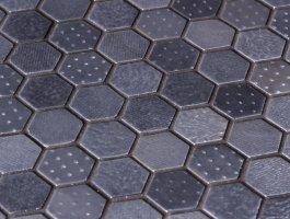 Onix Mosaico Hex Metal Blends 1