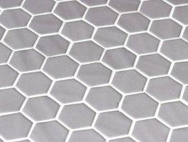 Onix Mosaico Hex Natureglass 6