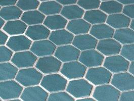 Onix Mosaico Hex Natureglass 7