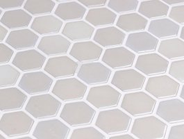 Onix Mosaico Hex Opalo 1
