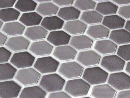 Onix Mosaico Hex Stoneglass Blends 3