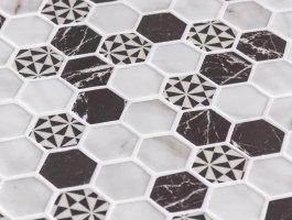 Onix Mosaico Hex Vintage Blends 1