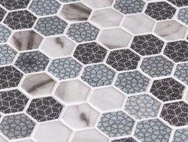 Onix Mosaico Hex Vintage Blends 2