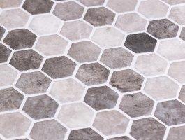 Onix Mosaico Hex Zement 2