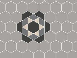 TopCer Hexagon Inserts 0