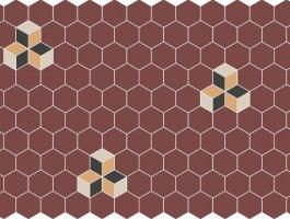 TopCer Hexagon Inserts 4