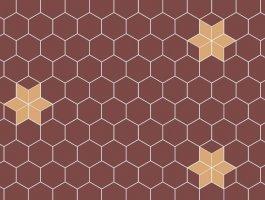 TopCer Hexagon Inserts 5